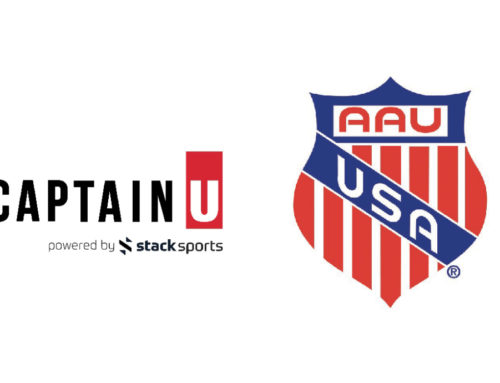 "CaptainU Joins AAU as ""Official College Recruiting Partner"""