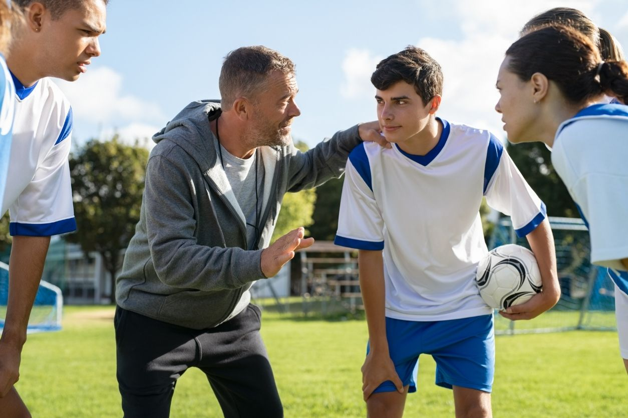 The importance of being coachable and college sports recruiting - captainu sports recruiting blog articles