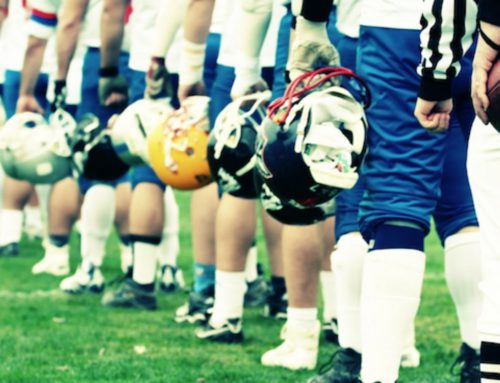 Are You Built For Division I Sports?
