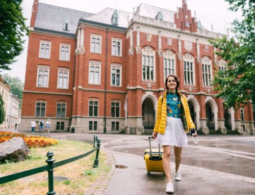 How to Tour Colleges on a Budget