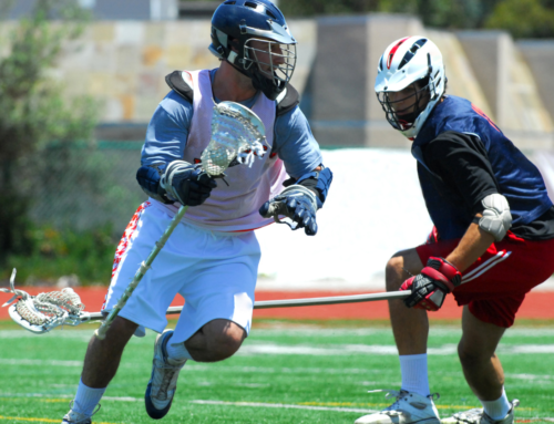 How Lacrosse Camps Can Help Your Recruiting