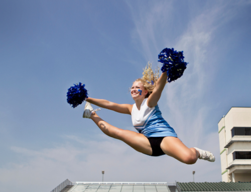 The Stretches You Need To Improve Your Flexibility For Cheerleading