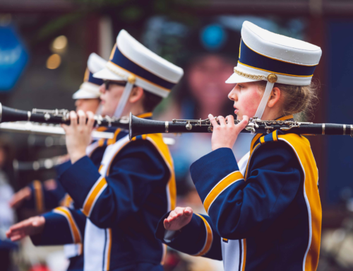 How To Turn Marching Band Into A College Scholarship