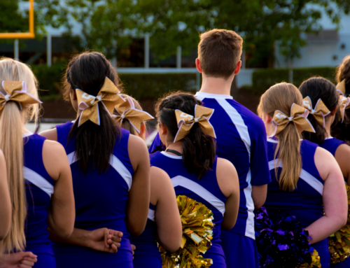 How To Prepare For College Cheerleading Tryouts