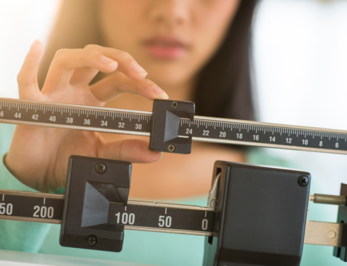 Why High School Athletes Shouldn't Obsess Over the Number on The Scale