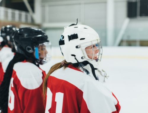 The 5 Things You Need To Do To Get Recruited In Women's College Hockey