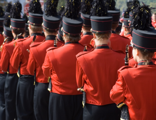 Are You Ready To Step Up To A College Marching Band?