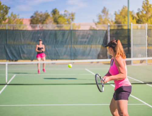 5 Facts About Women's Tennis Scholarships